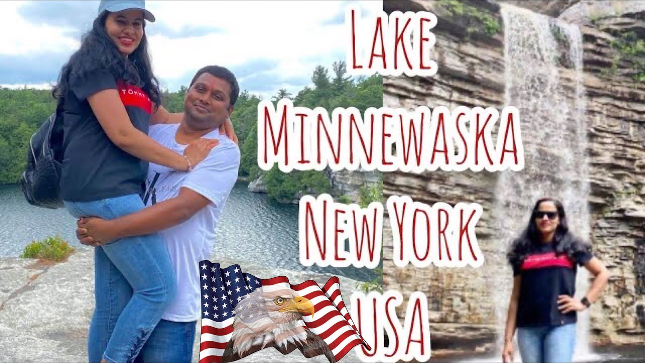 Lake Minnewaska New York USA