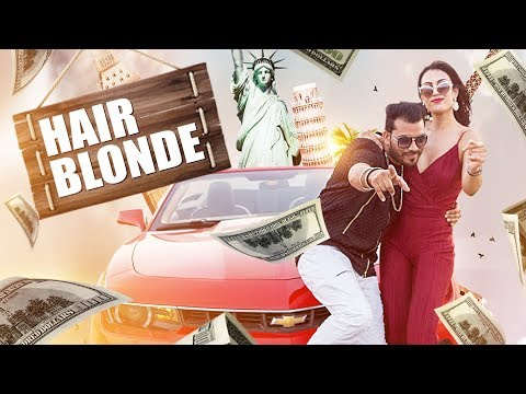 Hair Blonde: Jazz Dhaliwal Full Song Jassi X  Kanwar Waraich  Latest Punjabi Songs 2018