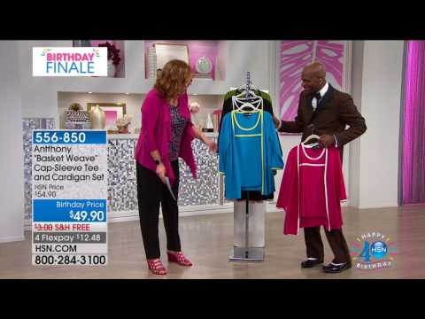 HSN | Antthony Design Original Fashions Celebration 07.29.2017 - 08 AM