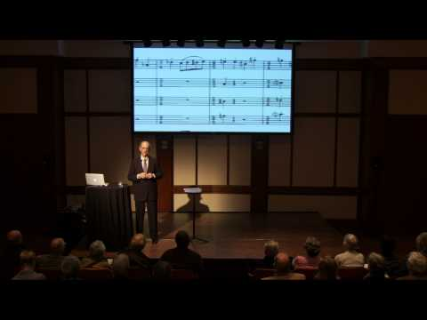 Michael Parloff: Lecture on Shostakovich Quartet Nos. 4, 8, 10, & 11