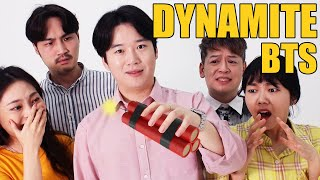 BTS - Dynamite (acapella cover) by Maytree