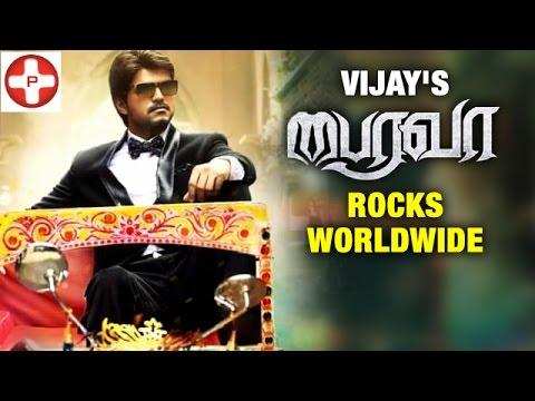 Vijay's Bhairava Rocks Worldwide  ...