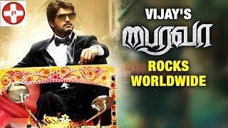 Vijay's Bhairava / Bairava rocks in worldwide | Vijay 60 | Tweet buster