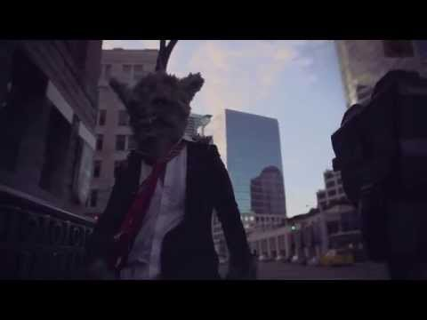 Justin Brave - The Beast (Directed by Stuey Kubrick) Official Music Video