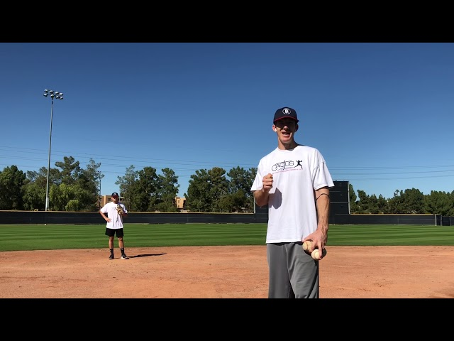 Infield Charging the Ball Drill