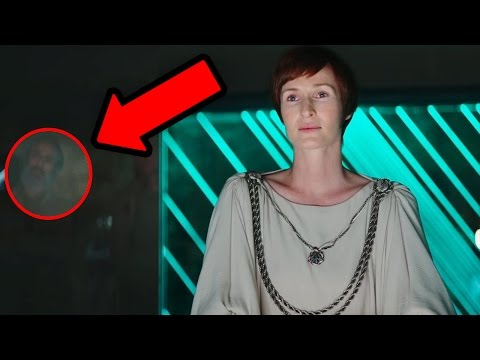 Rogue One Trailer Breakdown - ALL EASTER...