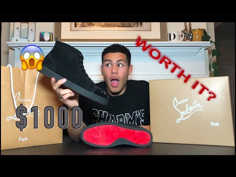 Christian Louboutin Unboxing: My First Big Purchase