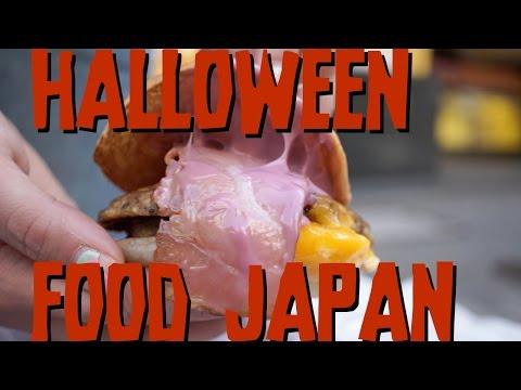 Halloween Food in Japan