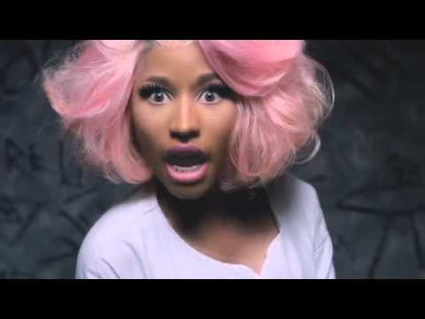 BoB feat Nicki Minaj  Out of My Mind  Music  HD