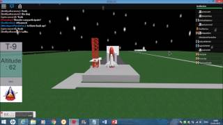 STS-137 - STS-Aspiration - ROBLOX NASA Mission