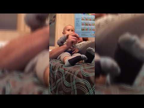 Дмитрий Америка с сыном . Обычные семейные будни