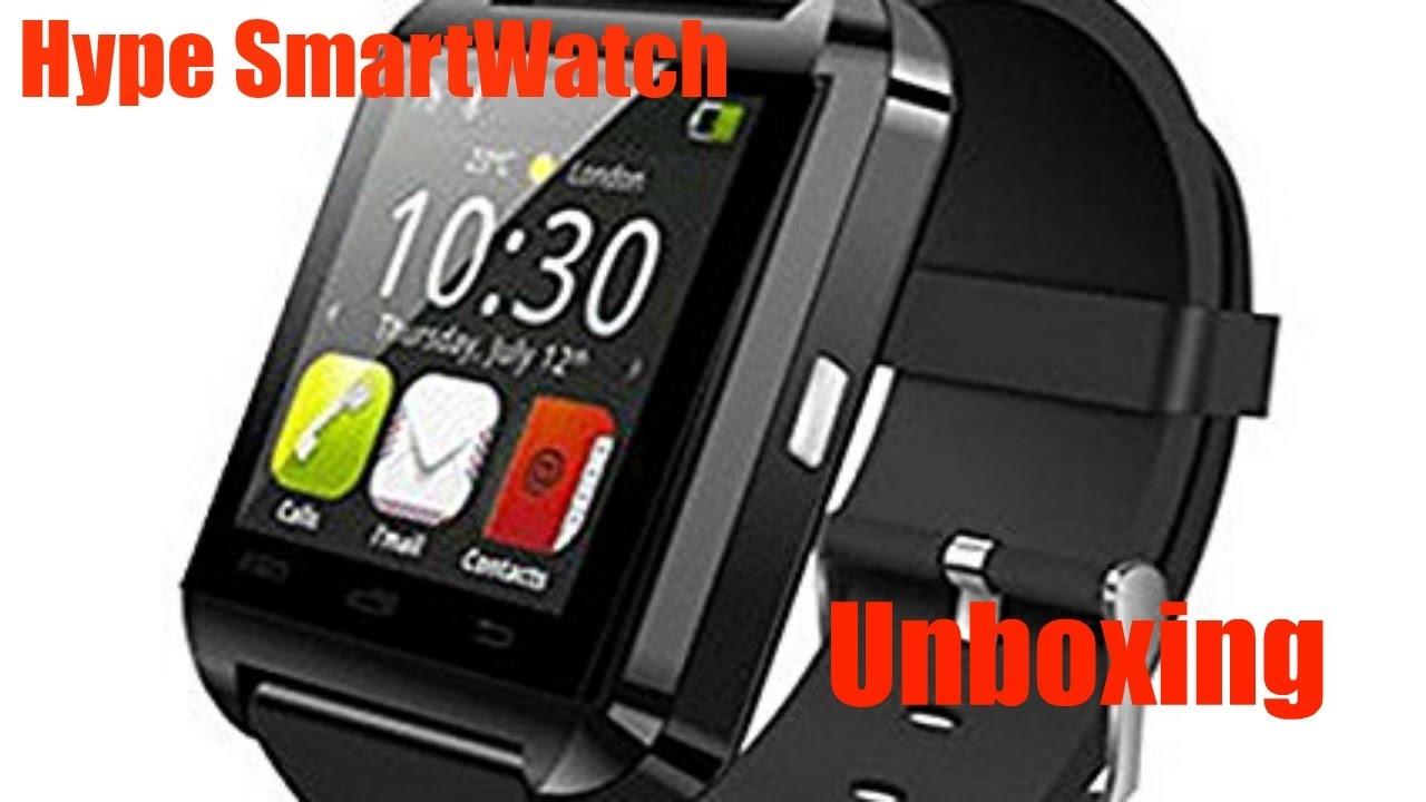 hype smart watch