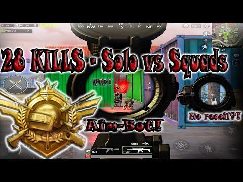 ALMOST 30 KILLS | Solo vs Squad | BUTCHER | PUBG Mobile