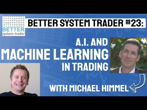 023: Portfolio manager Michael Himmel talks AI and machine learning in trading.