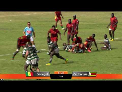 Rugby Africa Gold Cup : Senegal v Zimbabwe