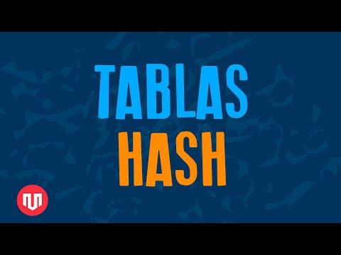TABLA DE HASH: QUÉ ES Y CÓMO FUNCIONAN