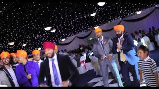Asian Wedding Video| Aman Hayer- The Entourage Live Performance|Highlights