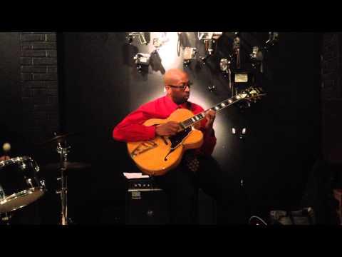 "The Jazz Merchants perform ""Equinox"""