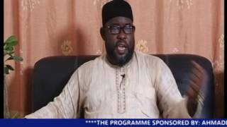 SIGNIFICANCE OF THE HOLY MONTH OF RAMADAN - EPISODE 2