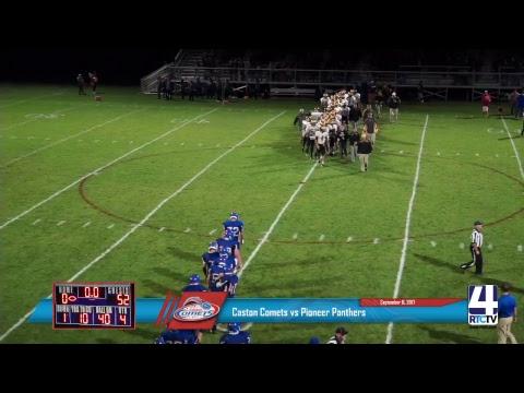 Caston Football vs Pioneer