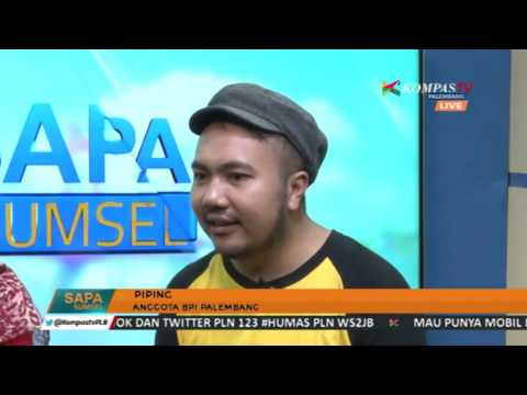 BackPacker Indonesia Regional Palembang