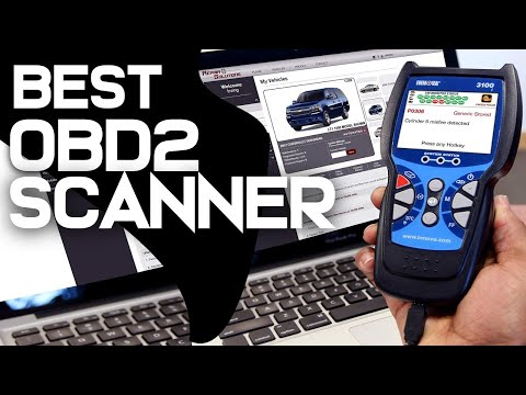 Best OBD2 Scanners 2019 Tool Review (Reads ABS,SRS Airbag)