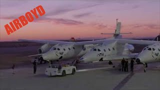 VSS Unity Second Powered Flight - Virgin Galactic