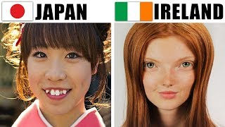 BEAUTY STANDARDS IN DIFFERENT COUNTRIES OF THE WORLD