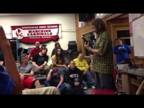 Ryan Spearman   Green Strum   Steelville High School