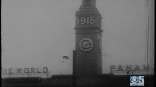 Panama Pacific Expo World's Fair in San Francisco 1915 - rare narrated nitrate films(