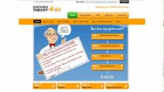 Driving Theory 4 All: The 4 Steps to Passing your Theory