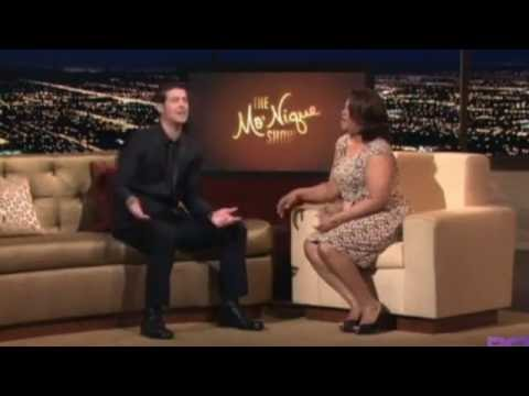 Robin Thicke on the Mo'Nique Show (Interview)