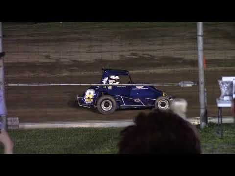 Hummingbird Speedway (7-13-19): Young Guns Jr Sprints - Open Class Feature