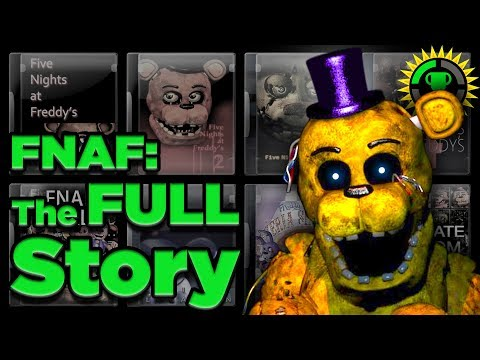 Game Theory: FNAF, The FINAL Timeline (FNAF Ultimate Custom Night) thumbnail