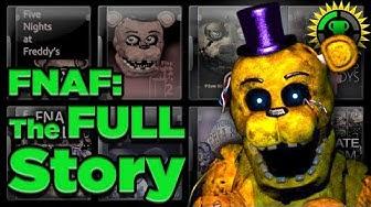 Game Theory: FNAF, The FINAL Timeline (FNAF Ultimate Custom Night)