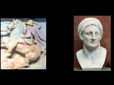 Ptolemy I, 367 BCE to 283 BCE
