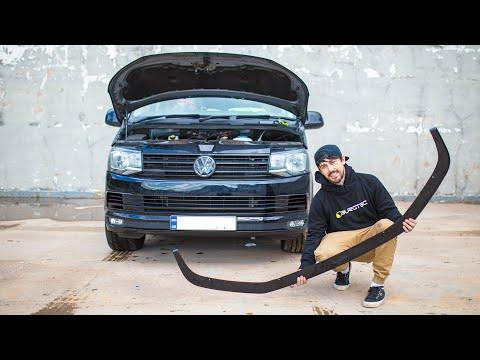 VW TRANSPORTER UPGRADES!!! * T6 CAMPER PROJECT *