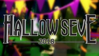 Swamp Sinister | Hallow's Eve ROBLOX 2018