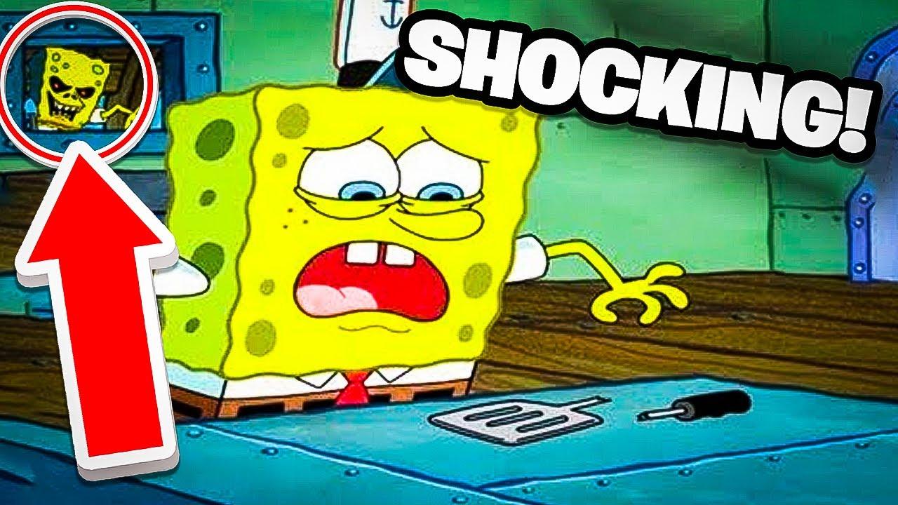 Download How Did Nickelodeon Miss These SpongeBob SLIP UPS?!