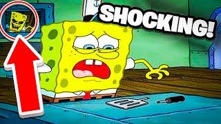 How Did Nickelodeon Miss These SpongeBob SLIP UPS?!