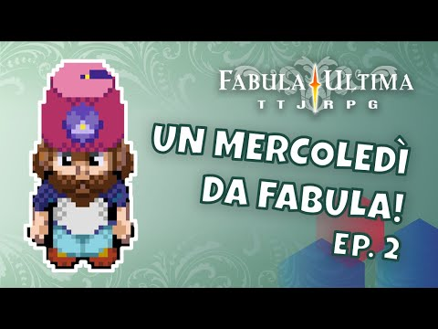 UN MERCOLEDI' DA FABULA - 02 - Gli Otto Pilastri