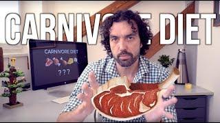 140 dnů jím jen maso. Žádná zelenina, ovoce, ani cukr. Carnivore diet - proč ji držím?