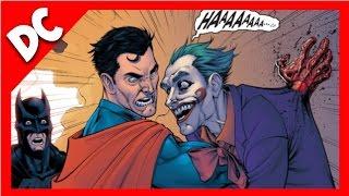 Cамые мрачные версии Супермена