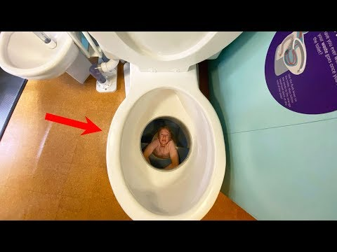 What's inside the World's Largest Toilet?