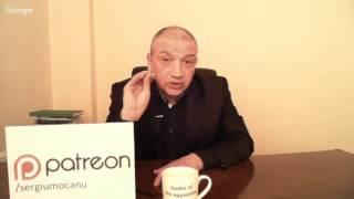 """Emisiunea """"În direct cu Sergiu Mocanu"""" din 15 martie 2017"""