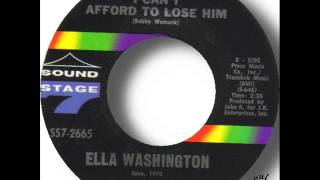 Ella Washington - I Can