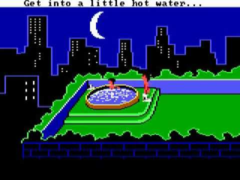 Leisure Suit Larry in the Land of the Lounge Lizards - 1987 Trailer
