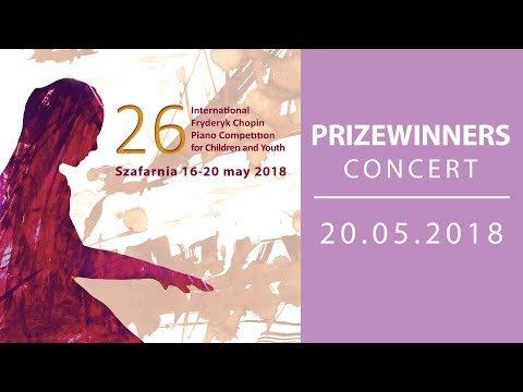 The 26. International Fryderyk Chopin Piano Competition for Children - Prizewinners Concert
