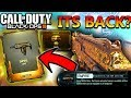 *NEW* Black Ops 3 UPDATE Empire LIMITED TIMED CAMO Return!
