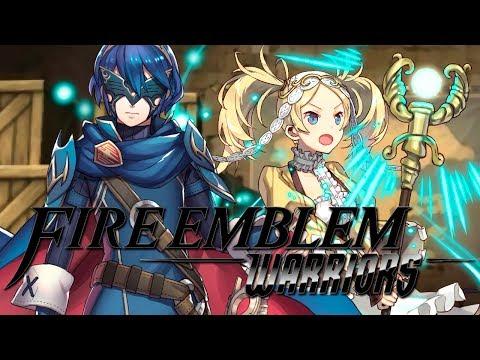 Opinión - Rumor Fire Emblem Warriors: Lucina, Lissa y Robin